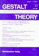 GESTALT THEORY